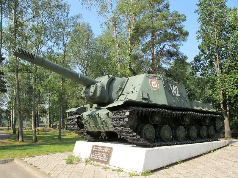 ISU-152(3)