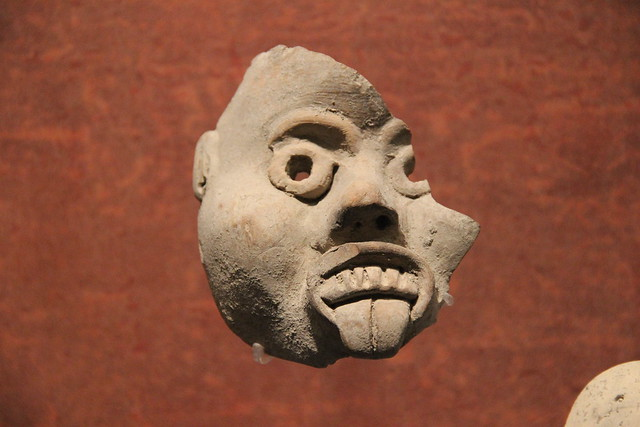 mexican pottery and art facts