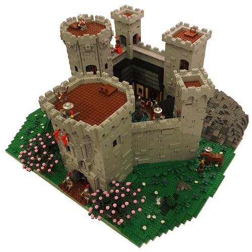 Stone Meadow Castle - CCC XI