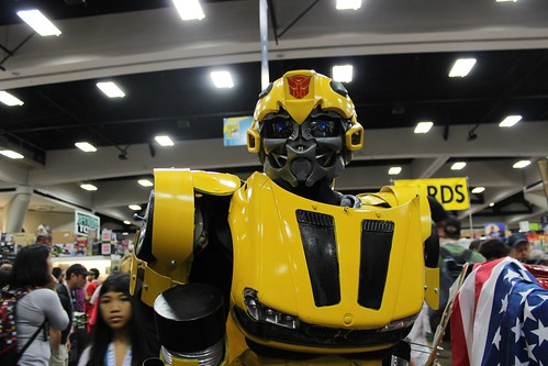 Bumblebee cosplay | by Breuls