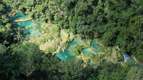 Semuc Champey | by Christopher Crouzet