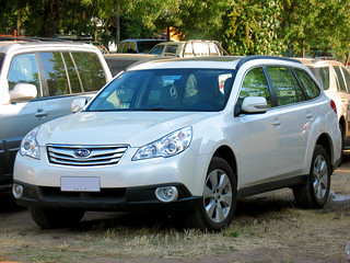 Subaru Outback 2.5i Limited 2010 | by RL GNZLZ