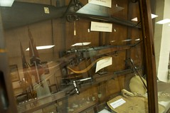 Pioneer Museum of Alabama Spanish-American War rifles