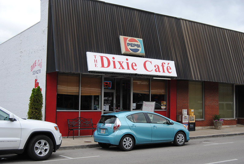 The Dixie Café was established in 1929, and except for several years from 2005-2012, has been serving up meals in downtown Corbin.