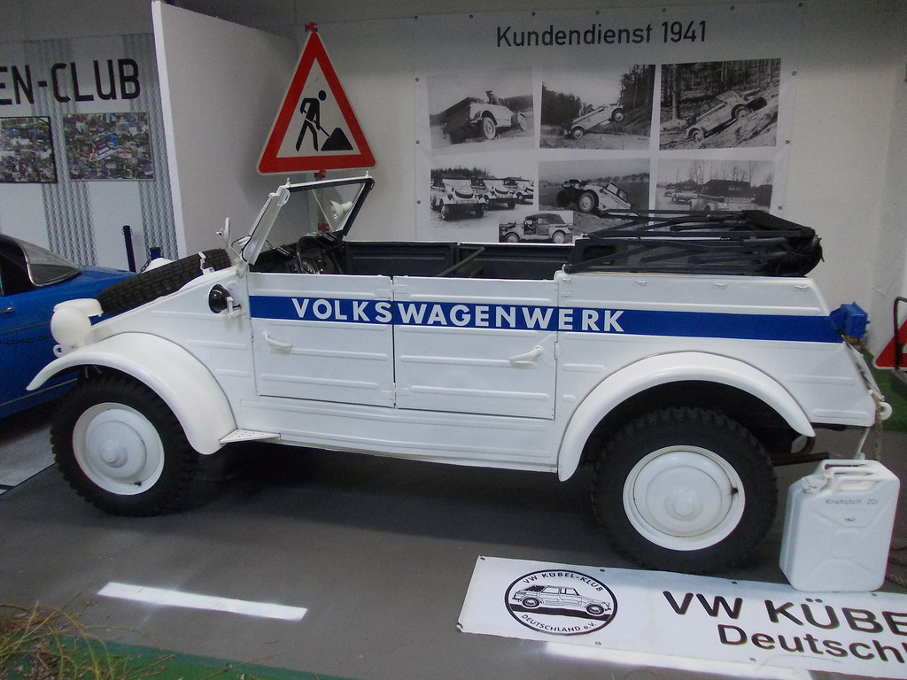 VW Typ 82 Kübelwagen 1941
