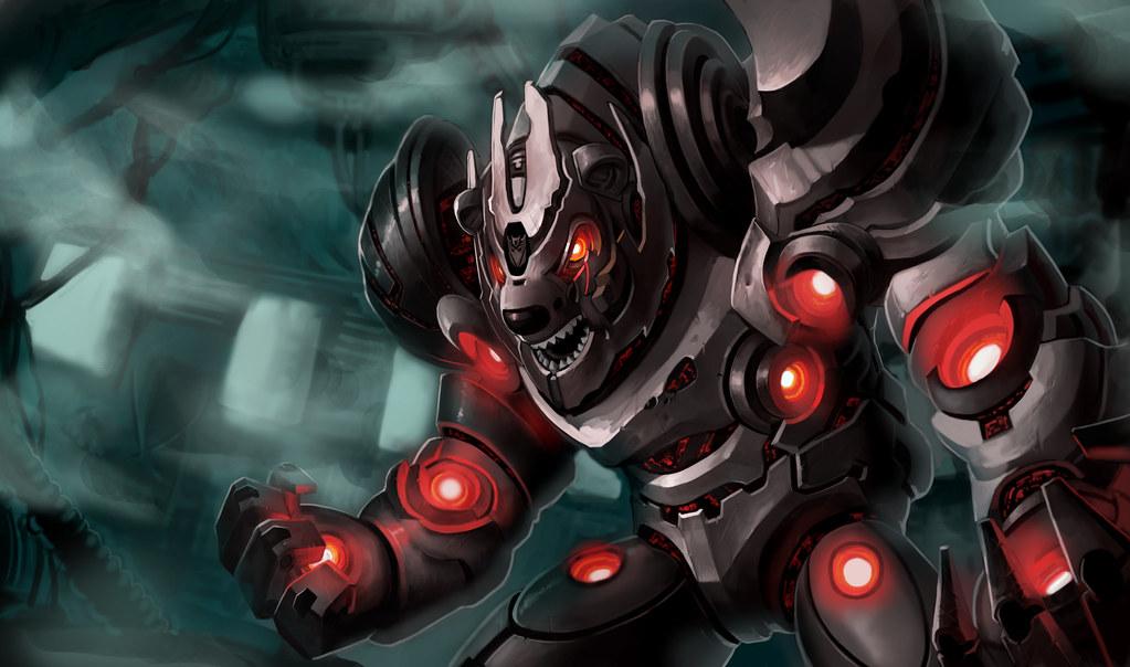 battlecast volibear tron