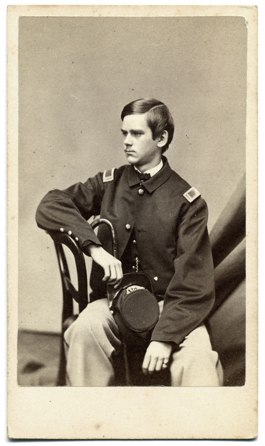 Wounded Four Times in the Civil War