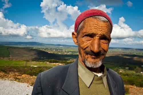 A farmer near Sejnane | by World Bank Photo Collection