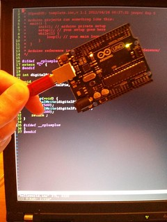 OpenBSD + Arduino