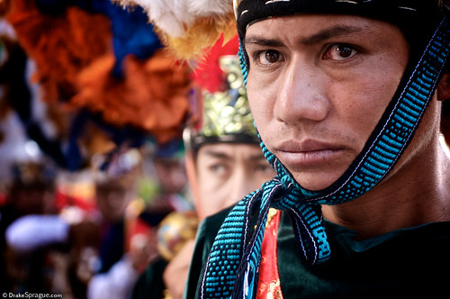 Danza de la Pluma - La Guelaguetza - Oaxaca, Mexico