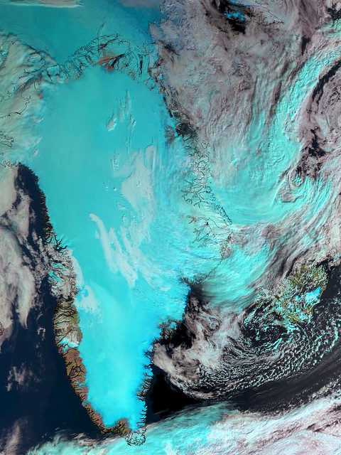 Greenland Ice Cover