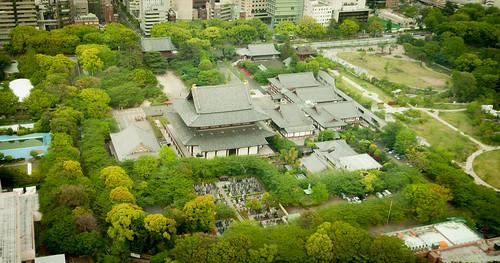 Templo  San'en-zan Zōjō-ji (三縁山増上寺)