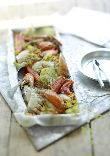 fricasée de crabe | by studio mixture