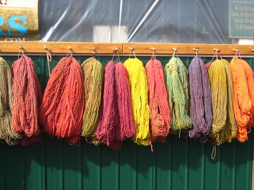 Yarn on a barn | by amndw2
