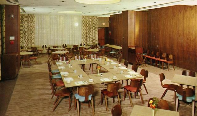 AAUW Educational Center Dining Room Washington DC