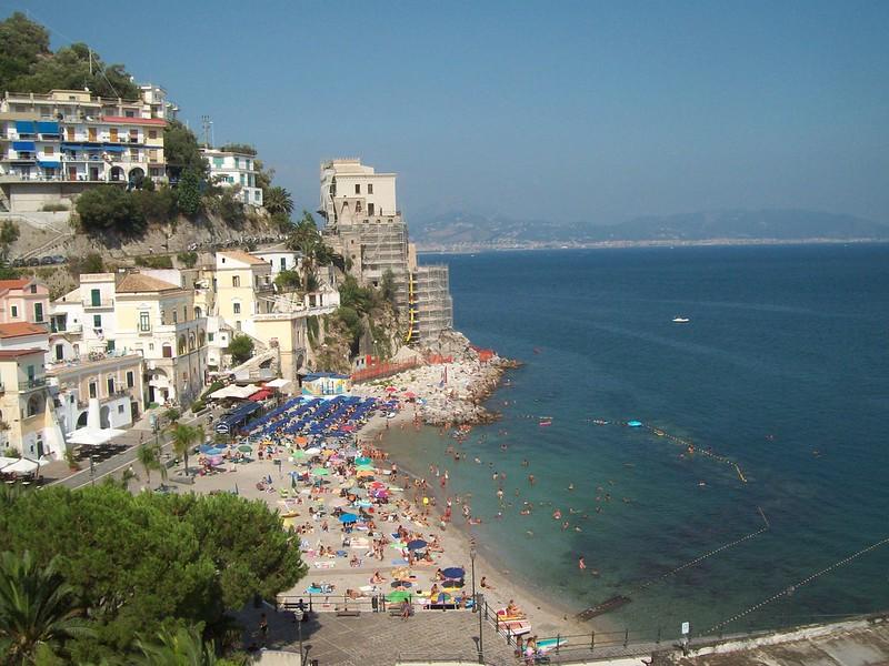 Costiera Amalfitana - Wybrzeże Amalfitańskie