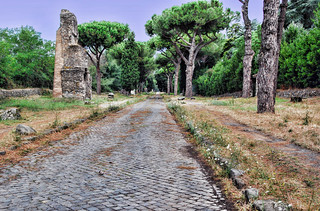 Appian Way  [explored! January 30, 2014]   by trishhartmann