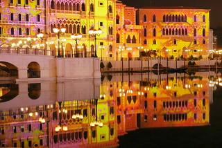 Macau | Outside The Venetian | by travel oriented