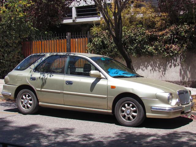 Subaru Impreza 1.8i Casa Blanca Wagon AWD 2001
