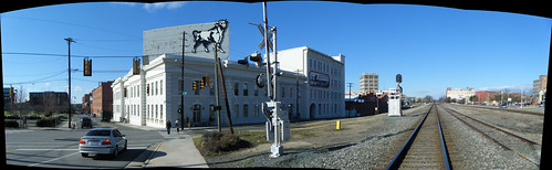 Panorama of Tobacco Campus in Durham | by Preetha & James