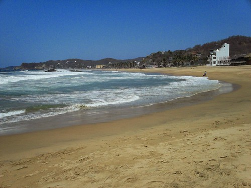 travel vacation tourism beach mexico oaxaca zipolite ilobsterit