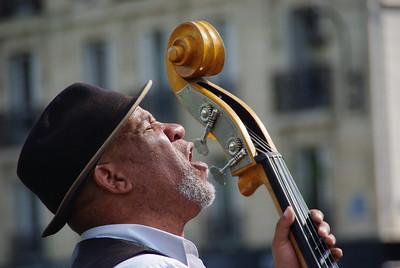 Jazz sur le pont