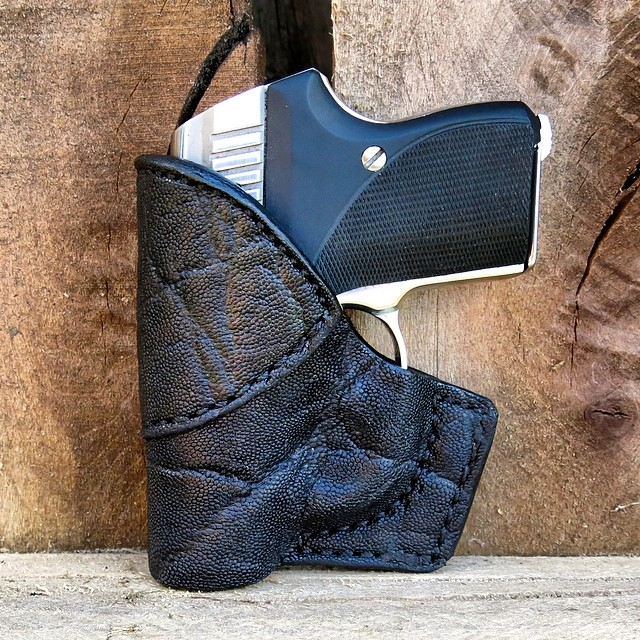 Front Pocket Holster for Seecamp in Black Elephant #gun #g