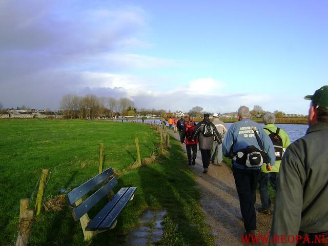 Baarn 40 Km    22-11-2008 (18)