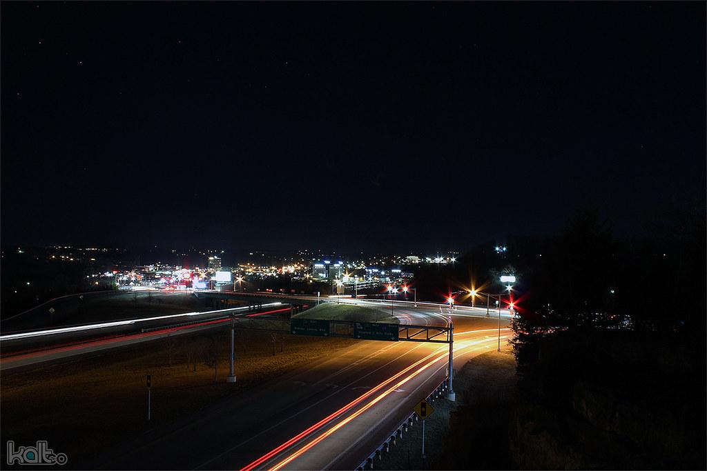 Branson Missouri Lights