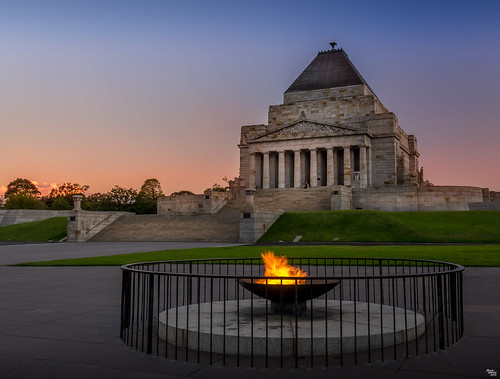 Shrine of Remembrance | by mark.iommi