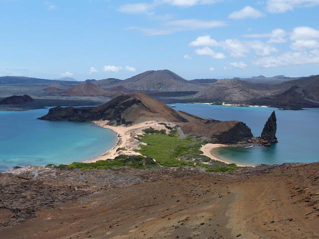 Isla de San Bartolomé (Islas Galapagos)