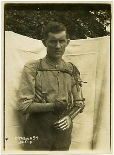 Allan McMillan, WW1 8/1559 - 1918.