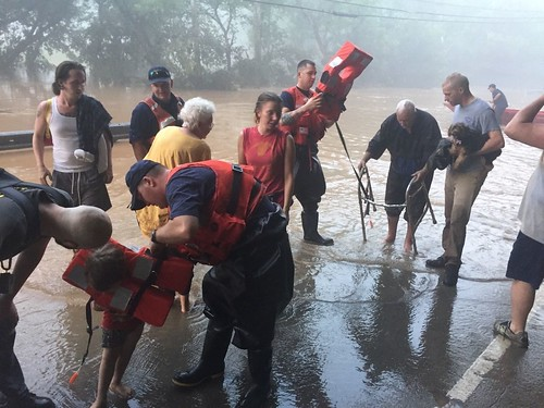 Coast Guard responds to flooding in West Virginia | by Coast Guard News
