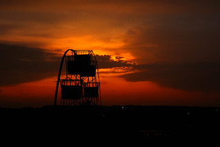 Sunset at Kallar Kahar | by 7thgear..