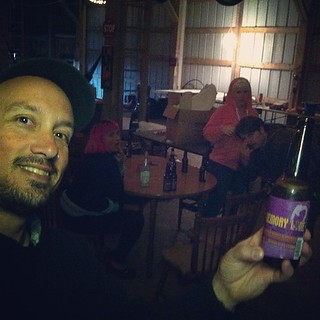 Drinking Memory Lane and reviewing Hangover 3 in the barn. | by drewdomkus