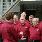 Conducting Rame Peninsula Male Voice Choir 2