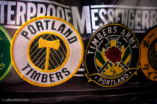 Timbers / TA Patches
