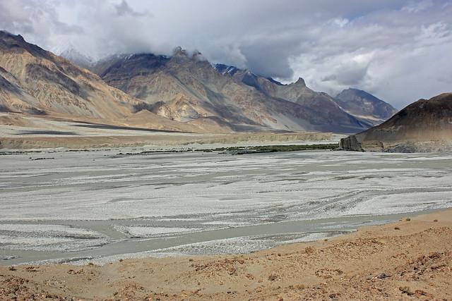 70. Sarpo Laggo River, River Junction Camp 3821 m To Sughet Jangal 3865 m, Xinjiang