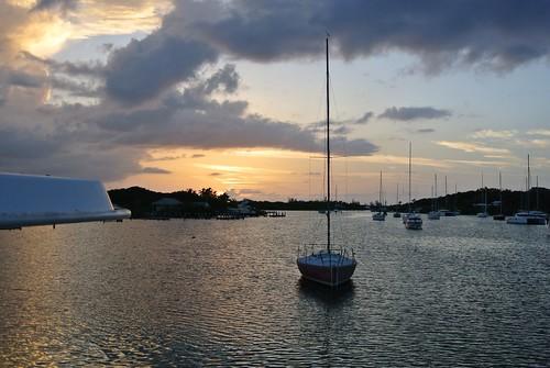 Man-O-War Cay Sunset