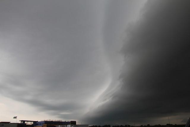 081313 - Nebraska LP Shelf Cloud