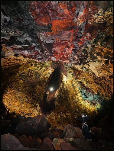 Inside the Magma Chamber | by Diana Michaels