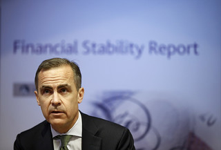 Mark Carney, Governor at the November 2013 Financial Stability Report Conference | by Bank of England