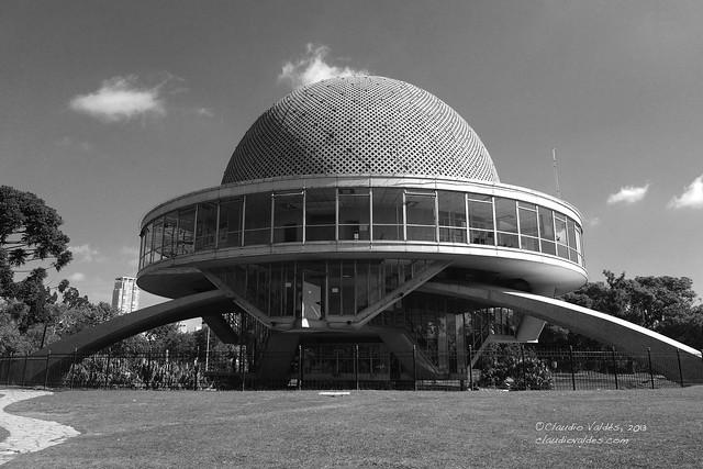 Buenos Aires, Argentina, Planetarium - Planetario Galileo Galilei -