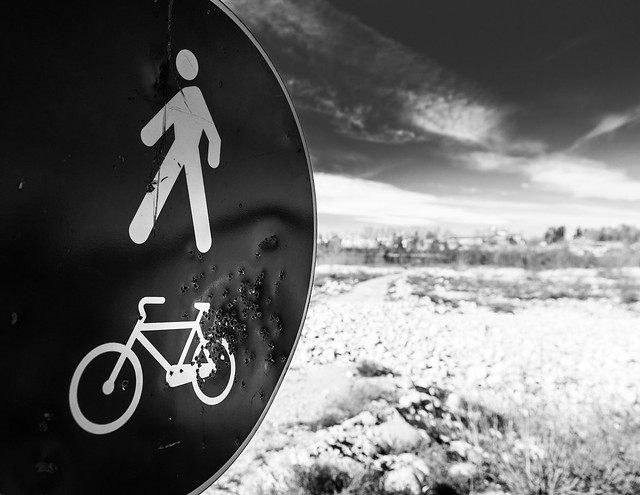 I want to ride my bicyle