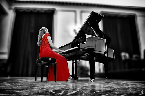 Music in red | by Alessandro Giorgi Art Photography