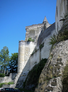 Castle of Loches   by Tigra K