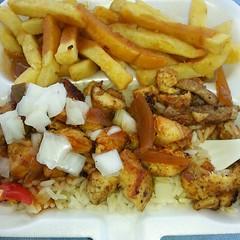 Lunch in Aruba... #grub
