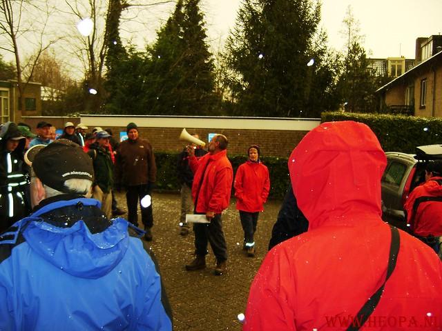 Baarn 40 Km    22-11-2008 (10)