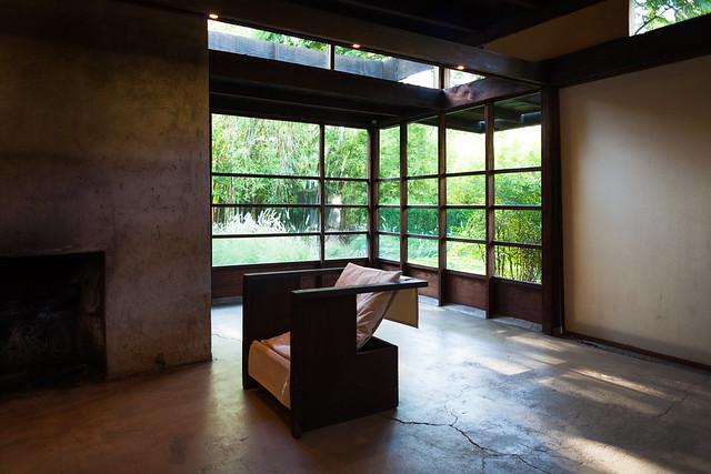 LA - schindler house 13