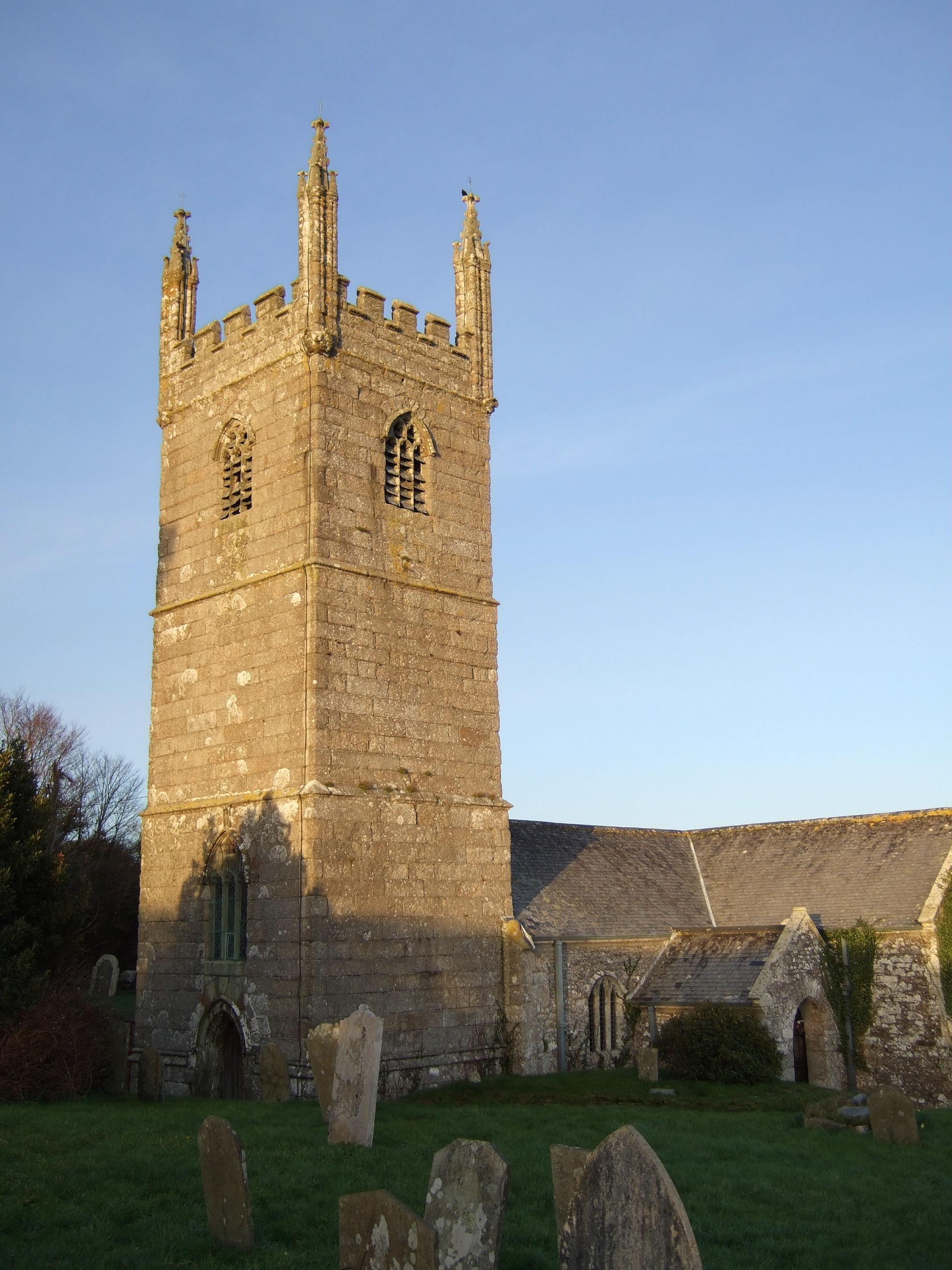 ST MAWGAN-IN-MENEAGE, St Mawgan-in-Meneage, Cornwall (c) Keltek Trust
